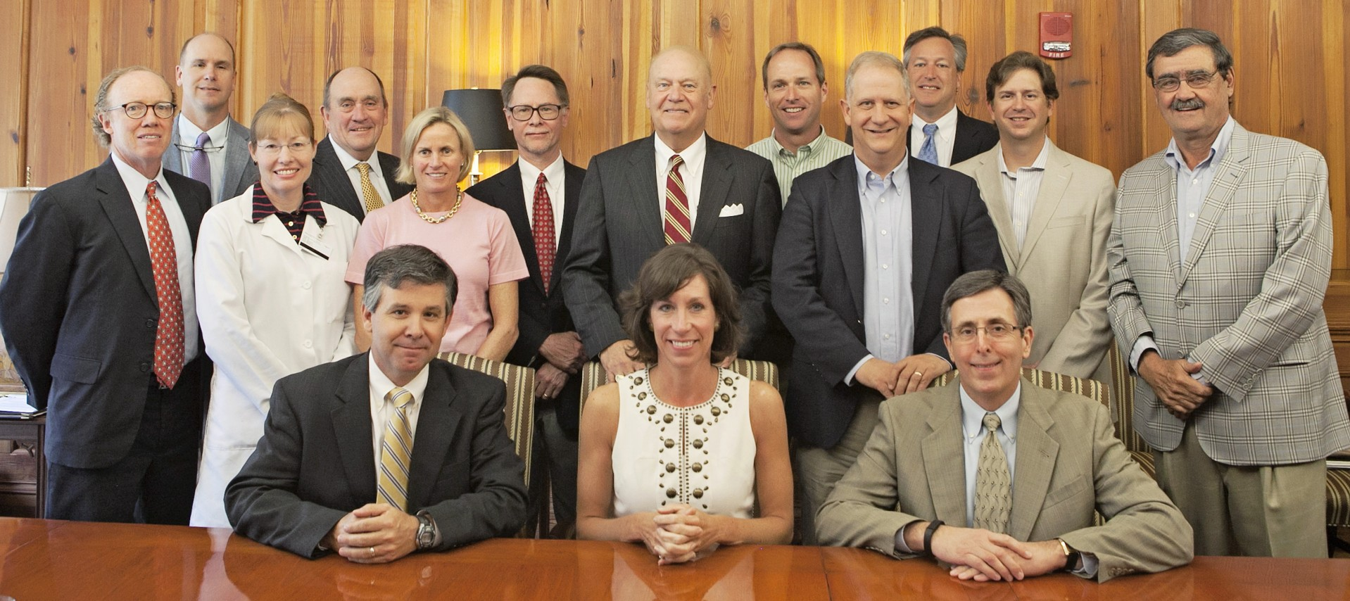 2016 Board of Trustees