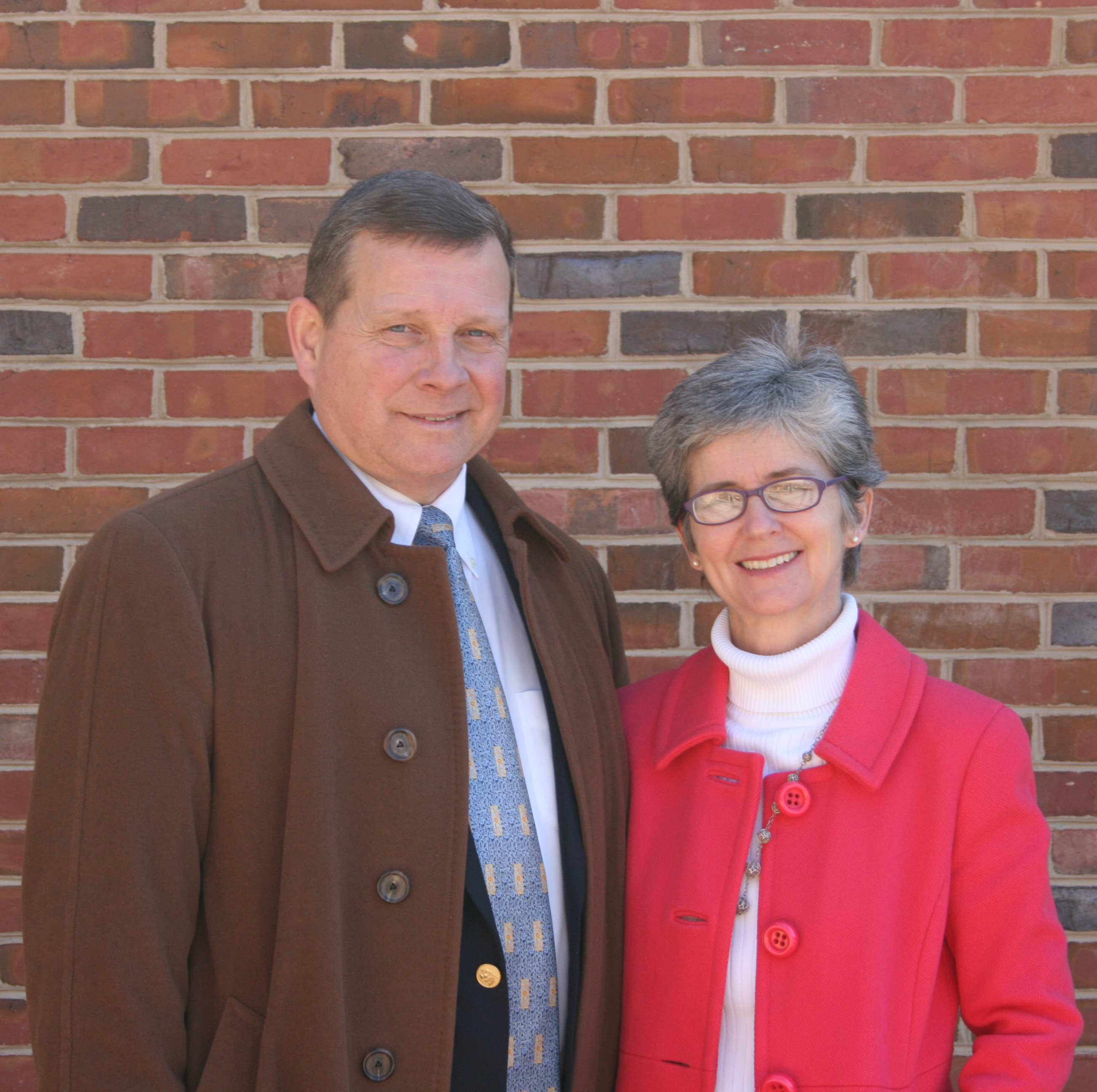 Dr. and Mrs. Doug McPherson